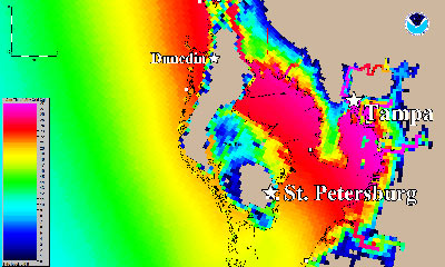 Hurricanes Science And Society Recognizing And Comprehending Your - Florida flood plain map