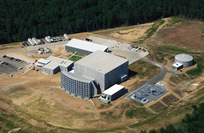 IBHS research facility in Chester, South Carolina.