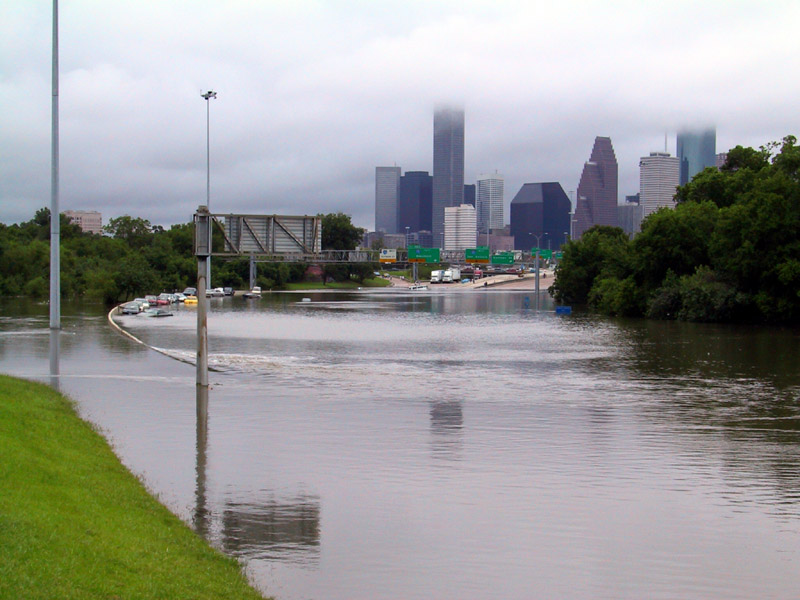 Hurricanes: Science and Society: Rainfall and Inland Flooding