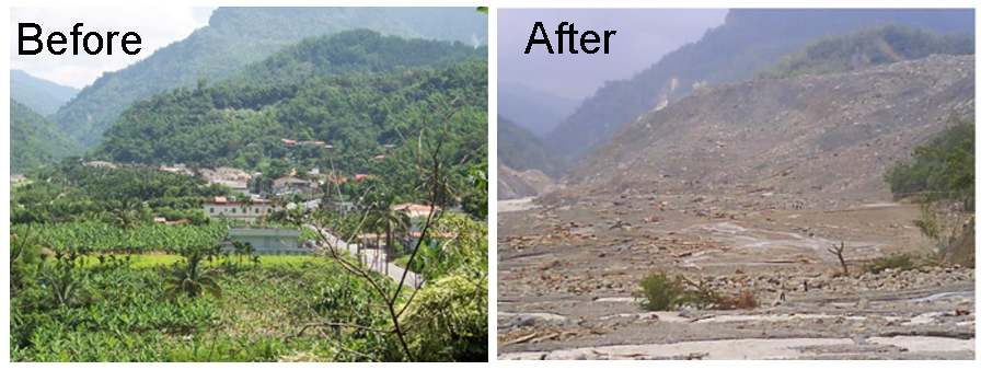 Erosion By Wind Before And After | www.pixshark.com ...